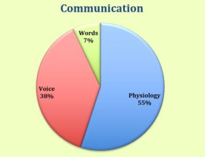 Communication Pie Chart